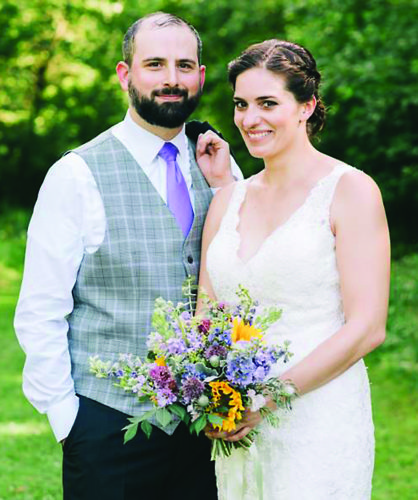 Mr. and Mrs. David Rogge (Kelli Rowedder)