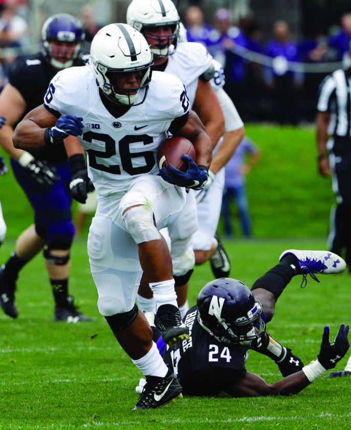 Penn State rolls during whiteout against MI