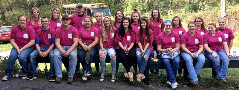 CPI volunteers