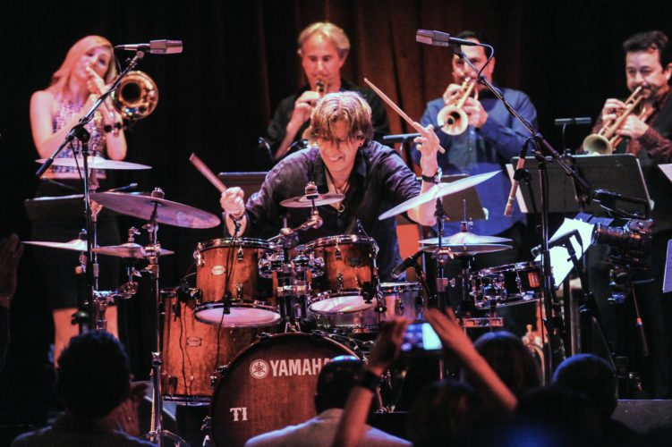 PHOTO BY TRISHA LEEPER Tommy Igoe will lead The Birdland All-Stars in a concert of updated rock and jazz standards Jan. 26 at Penn State.