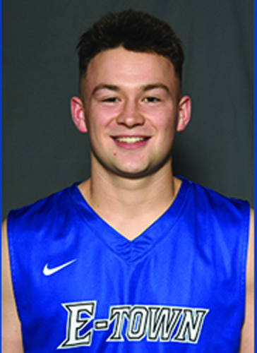 Brody Baker is a 2017 graduate of Central Mountain High School and currently attends Elizabethtown College. (Photo Provided)