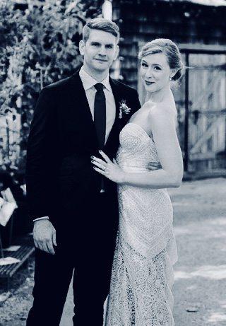 Mr. and Mrs. Ian Murray (Catharine Kunt)