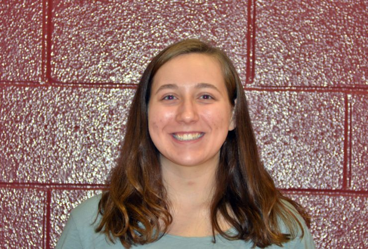 Central Mountain High School swimmer Rachel Marek is The Express Athlete of the Week. (The Express/Shareik Flowers)