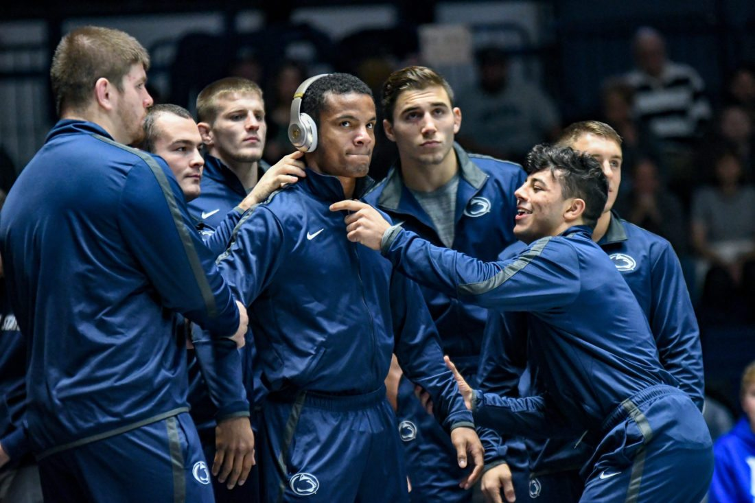 Penn State upsets Ohio State in Big Ten tourney