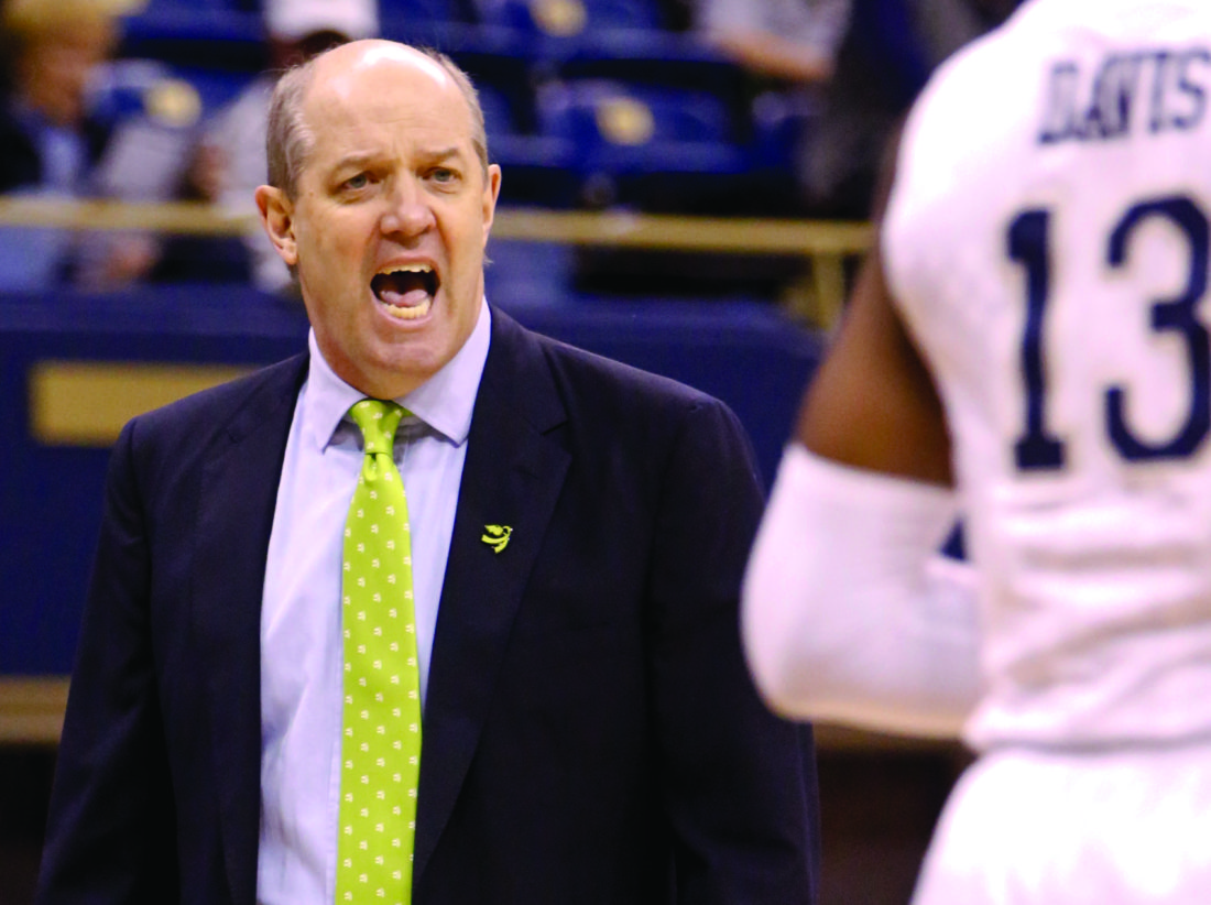 Pitt removes any speculation by quickly firing Kevin Stallings