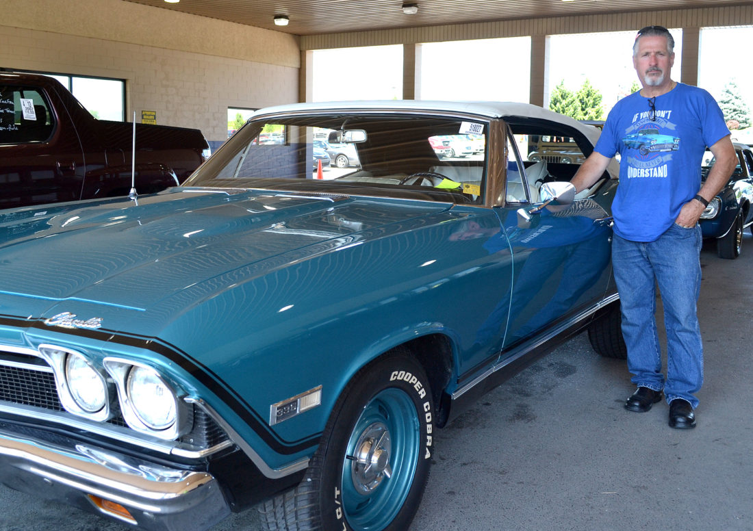 Crowds clamor for classic cars in 17th annual CPAA antique auto ...