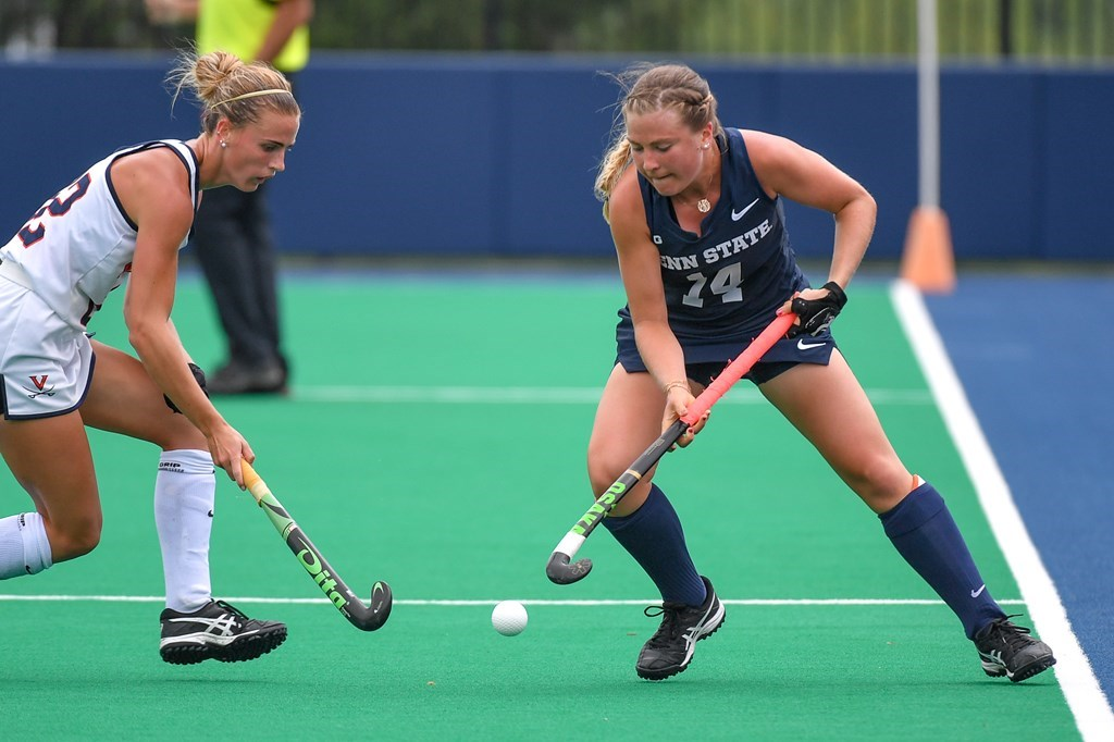 Fifth Ranked Psu Nittany Lions Field Hockey Team Set For Three Game