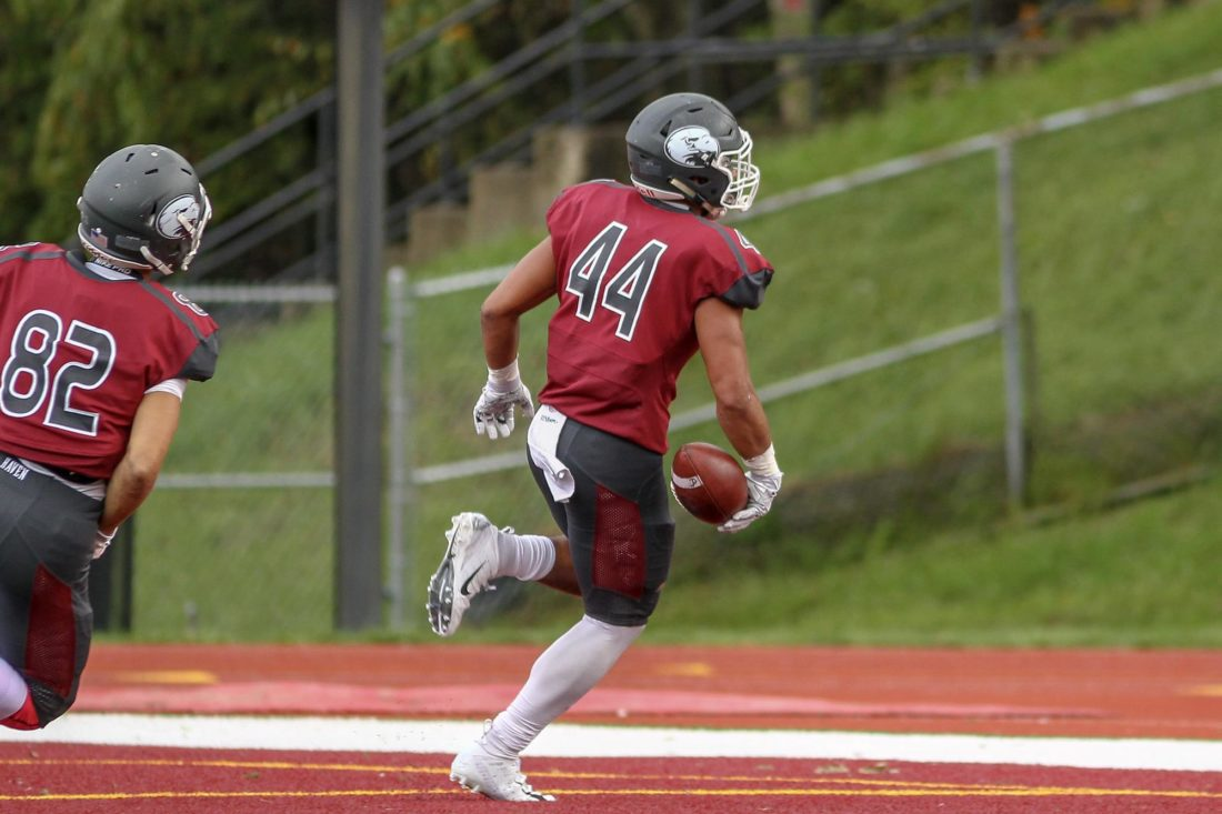 Lhu Football Blown Out 33 7 By Bloomsburg On Homecoming News
