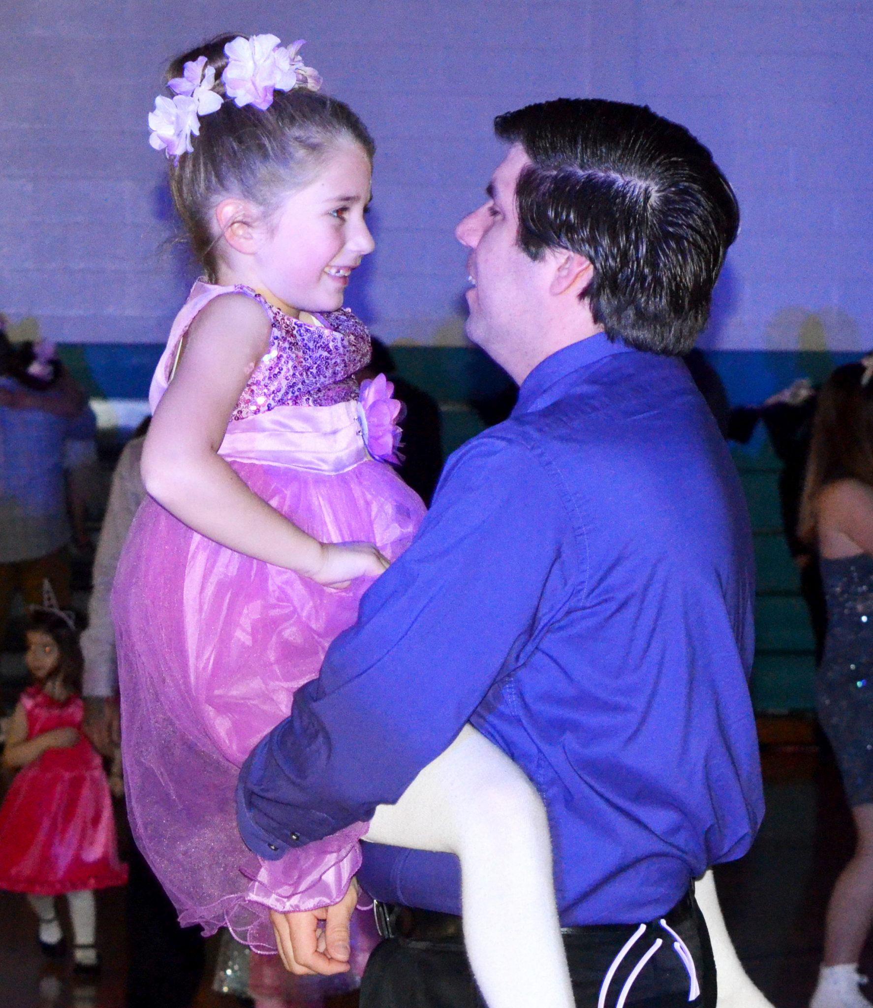 6th Annual Daddy-Daughter Dance Features Unicorns