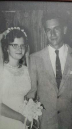 Ronald and Julia Wright