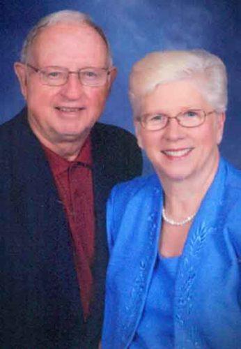 Bob and Barbara Nestor