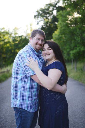Kristin Berry and Richard Hoff III