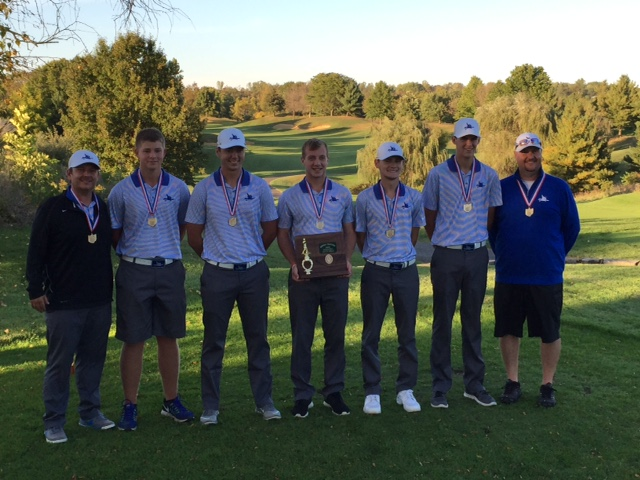 photo submitted the warren high golf team will compete in the state tournament friday and saturday