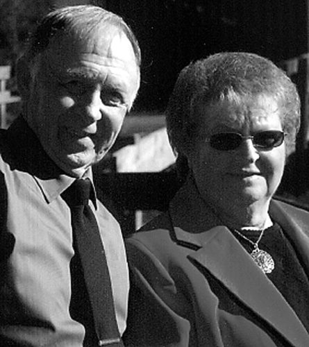 John and Shirley Felton