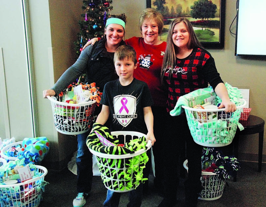 Family brings gifts to Strecker patients | News, Sports, Jobs ...