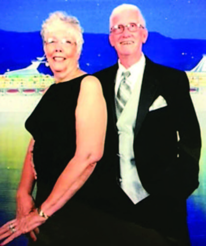Russ and Sandy Pickrell