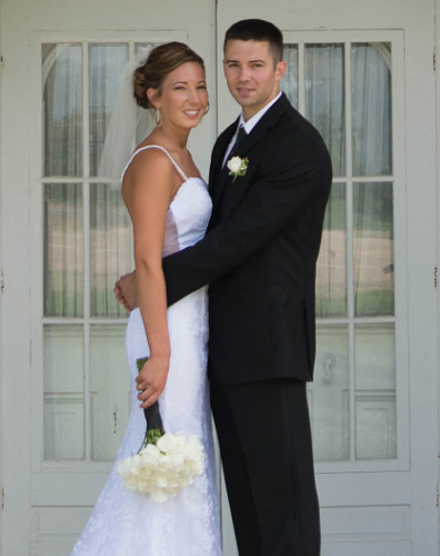 Brandon and Ashleigh Hendershot