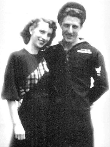 """Robert """"Bob"""" and Louise McDonald"""