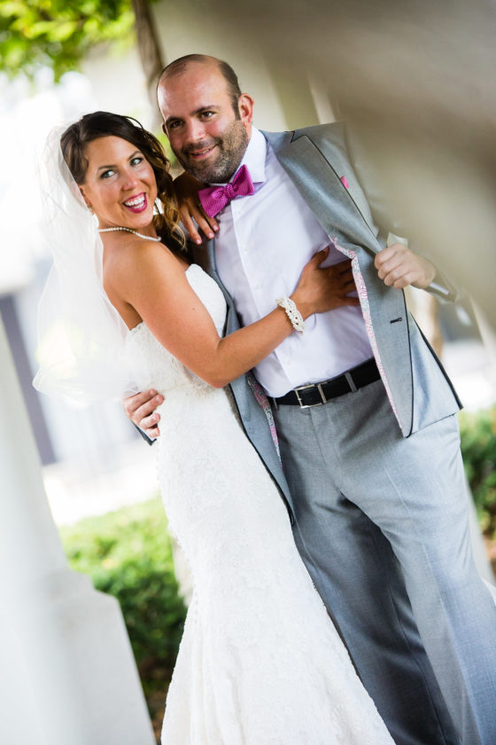 Brian and Carrie Crecco
