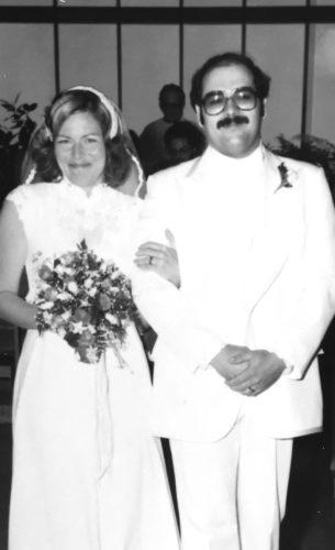 John 'Tim' and Sandy Blouir