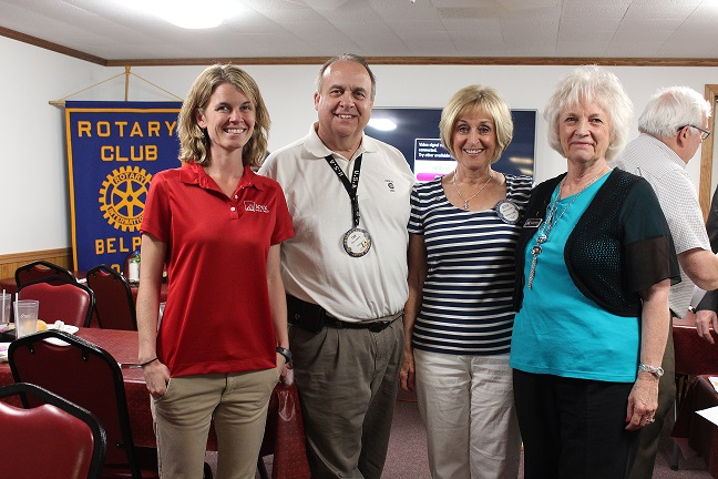 Belpre Rotary Club welcomes new members | News, Sports ...