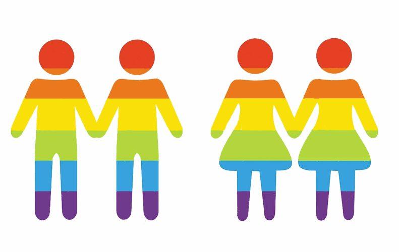 The rainbow flag
