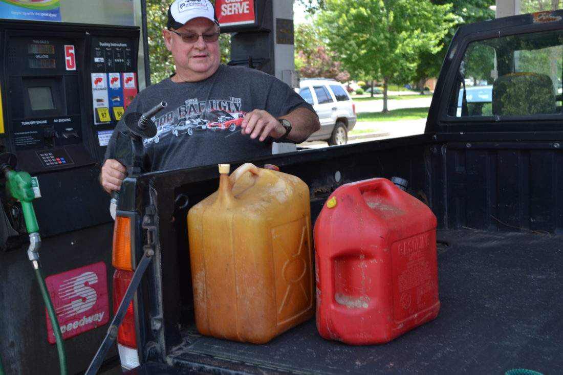 Gas prices lower than usual for start of summer