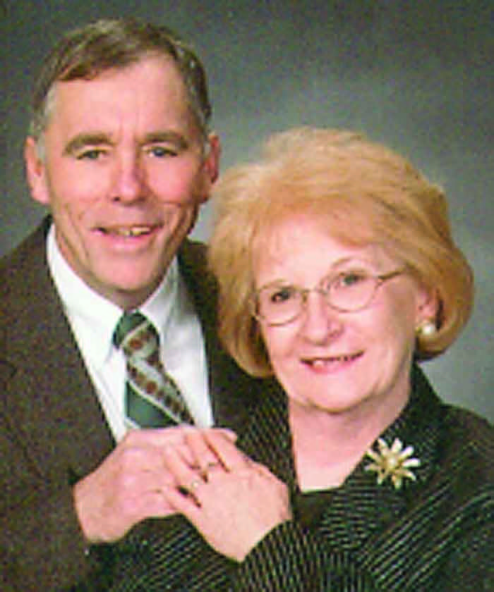 Doug and Nancy Mercer