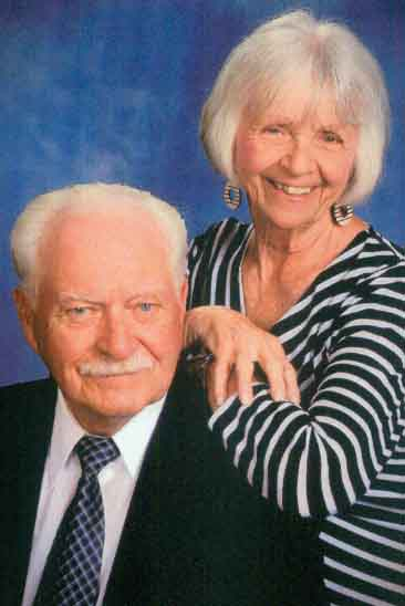Leo and Mary Ellen Daniels