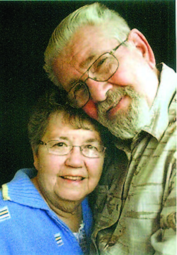 "Wilbert ""Bill"" and Betty Lowe"