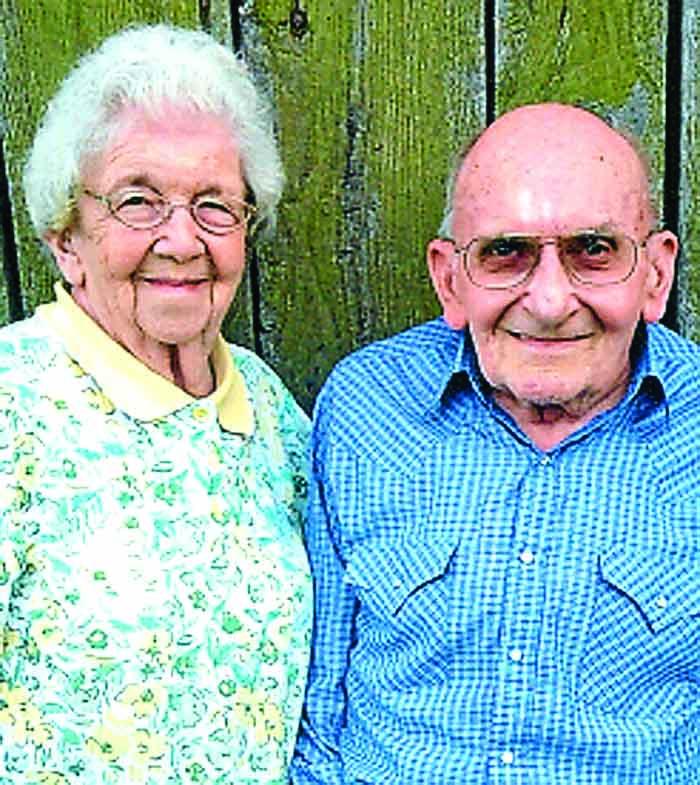 Edgar and Hazel Smithberger