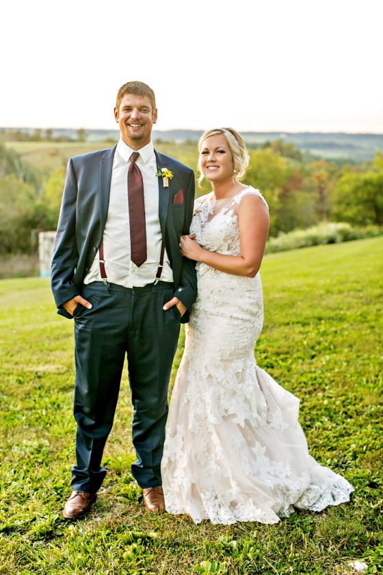 Clayton and Katlyn Miller