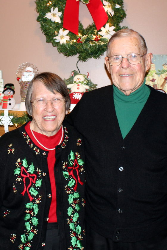 Dean and Mary Alice Shepherd
