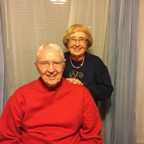 Gene and Kathryn Weihl