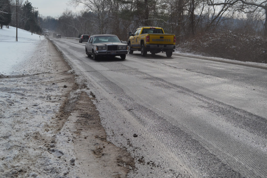 Dozens Of Drivers Who Have To Travel Ohio 60 Between Devola And Beverly  Have Noticed Damage To Their Vehicles They Say Is Due To An Ongoing  Construction ...