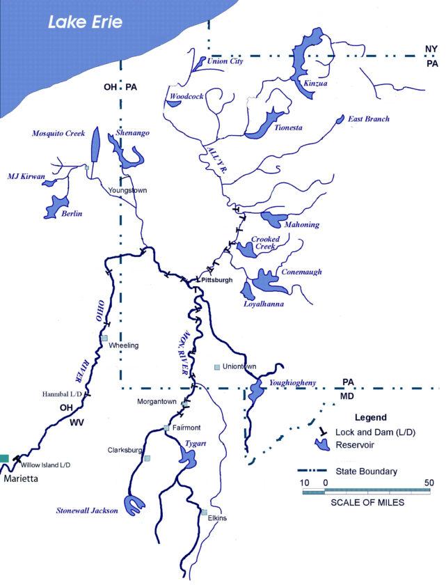 Controlling water | News, Sports, Jobs - Marietta Times