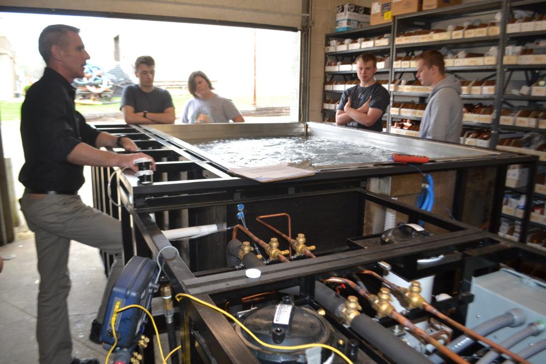 Students tour manufacturers\' sites | News, Sports, Jobs - Marietta Times