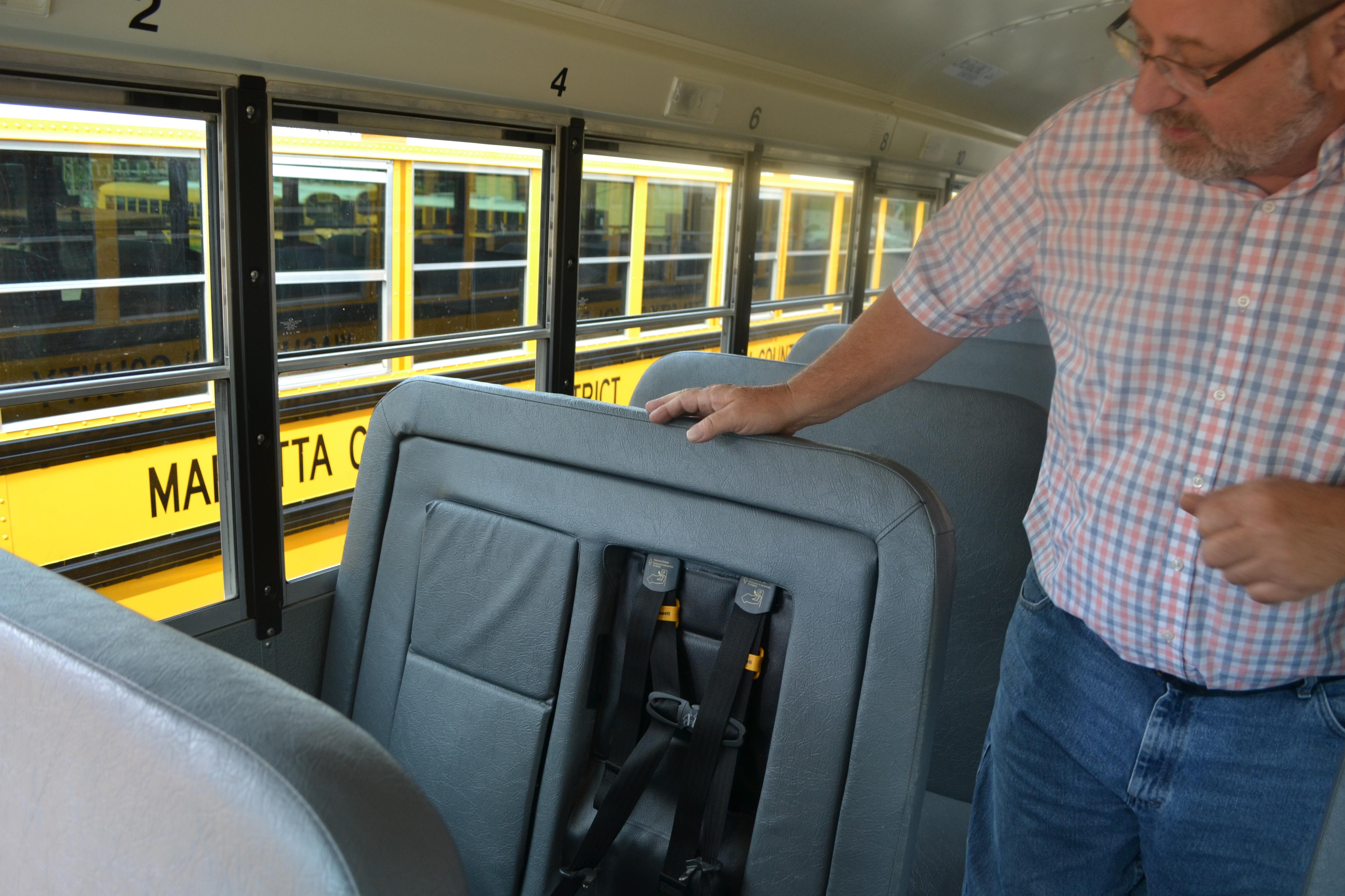 school bus safety ntsb seat belt ruling sparks national