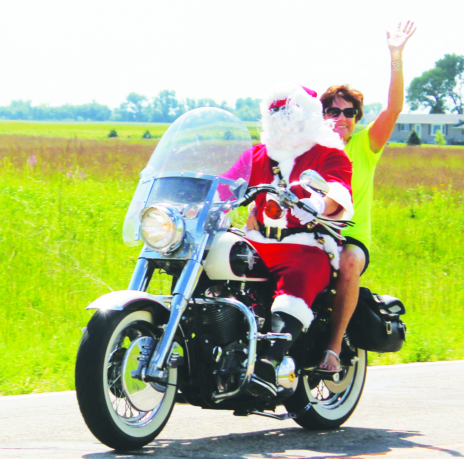 Motorcycles Presiodent Toys For Tots : Toys tots motorcycle fun run still brings people