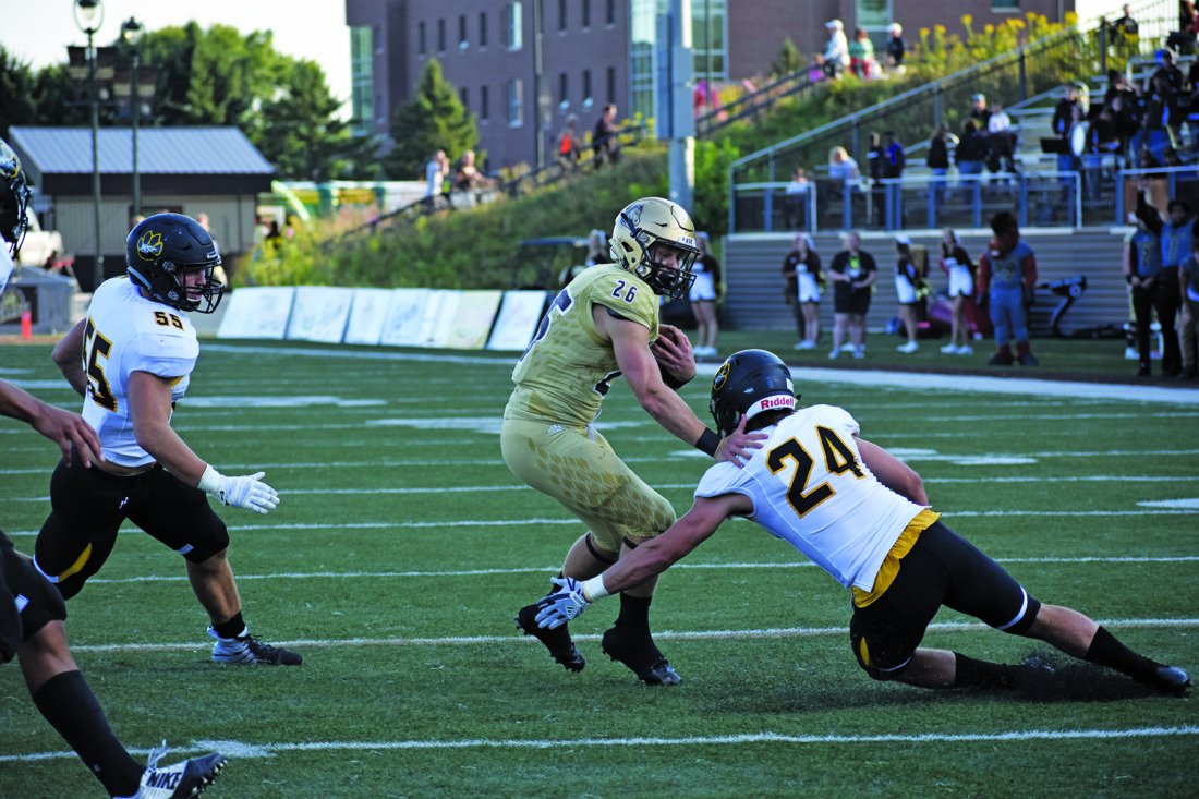Smsu Football Mustangs Return To The Road To Battle No 24