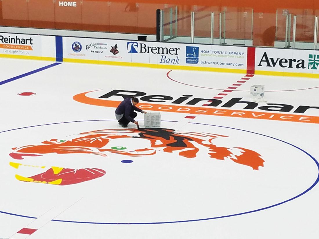MN H.S.: Art On The Ice
