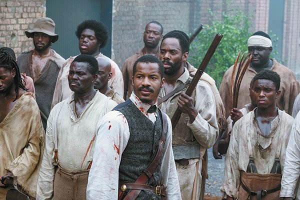 """Nate Parker stars in """"The Birth of a Nation."""" Fox Searchlight Pictures photo via AP"""