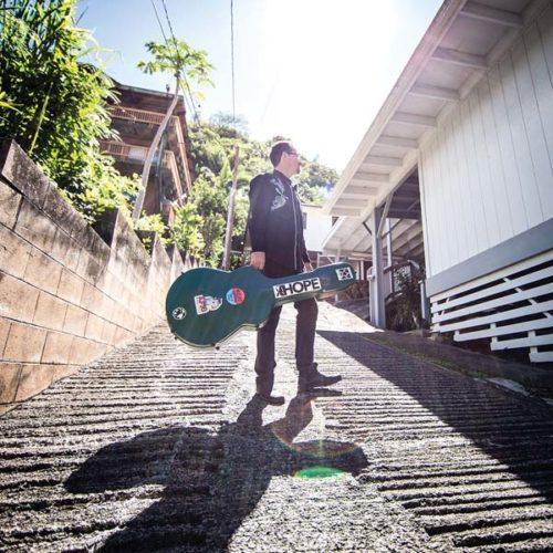 Photo courtesy the musician Contemporary slack-key master Stephen Inglis will perform at the Masters of Hawaiian Slack Key Show at 7:30 p.m. Wednesday at Napili Kai Beach Resort.