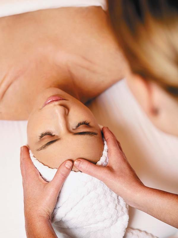 Montage guests can experience distinctive Jacqueline Piotaz Switzerland facial therapies using revolutionary ingredients.  Photo courtesy Spa Montage