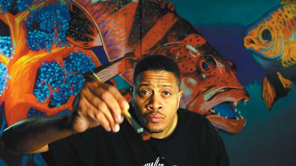 Catch Chali 2na with DJs Boomshot, Deviant and Boogiemeister at 9:30 p.m. Friday at Charley's Restaurant & Saloon in Paia. Photo provided by restaurant