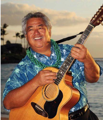 Catch George Kahumoku Jr.'s SlackKey Show Next Generation Showcase at 7:30 p.m. at Sea House Restaurant Aloha Pavilion in Napili. The Maui News file photo