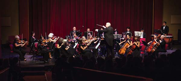 Hear Maui Chamber Orchestra Saturday and Sunday at Maui's Historic Iao Theater; The Maui News file photo.