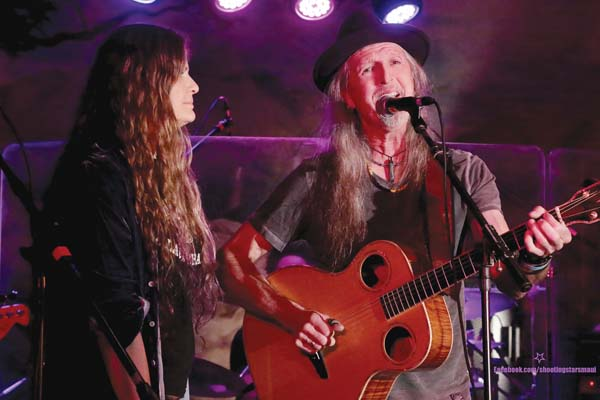 Pat Simmons of the Doobie Brothers will perform at Saturday's New Year's Eve party at the Wailea Beach Resort – Marriott, Maui.  Stephen Holding photo