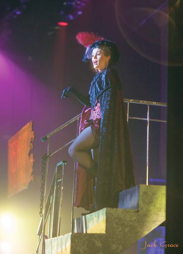 "Kathryn Holtkamp stars in ""Jekyll & Hyde: The Musical"" JACK GRACE photo"