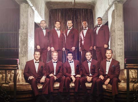 Straight No Chaser will perform at the Maui Arts & Cultural Center, photo courtesy the MACC